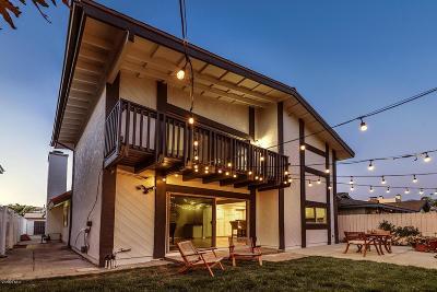 Oxnard Single Family Home For Sale: 5100 Sealane Way