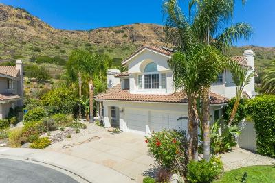 Thousand Oaks Single Family Home For Sale: 997 Bright Star Circle