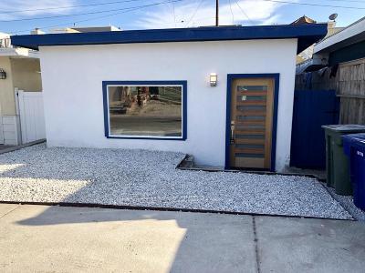 Oxnard Single Family Home For Sale: 344 Cahuenga Drive