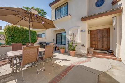 Simi Valley CA Condo/Townhouse For Sale: $475,000