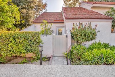 Thousand Oaks Condo/Townhouse For Sale: 798 Tuolumne Avenue