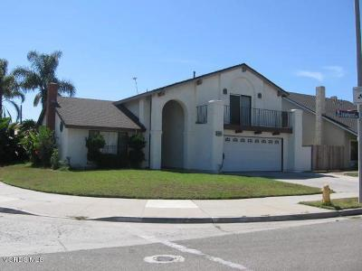 Oxnard Single Family Home For Sale: 900 Janetwood Drive