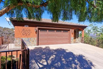 Thousand Oaks Single Family Home For Sale: 563 South Ventu Park Road