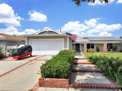 Simi Valley CA Single Family Home For Sale: $608,000