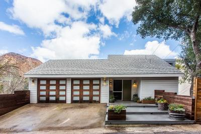Agoura Hills Single Family Home For Sale: 29127 Triunfo Drive