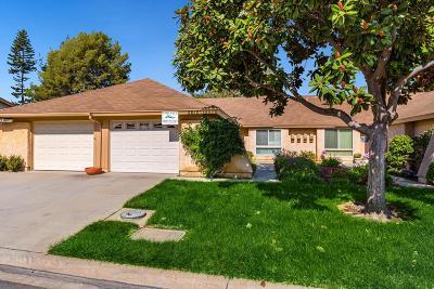 Camarillo Single Family Home For Sale: 26107 Village 26