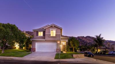 Simi Valley Single Family Home For Sale: 6702 Cowgirl Court