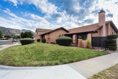 Simi Valley Single Family Home For Sale: 1955 Alscot Avenue