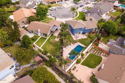 Camarillo Single Family Home For Sale: 1961 Tiffany Court