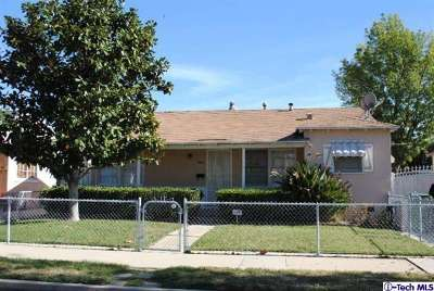 North Hollywood CA Single Family Home Sold: $429,000