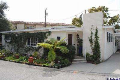 La Crescenta CA Single Family Home Sold: $729,000