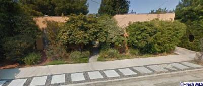 Eagle Rock CA Multi Family Home Sold: $1,300,000