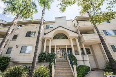 Glendale CA Condo/Townhouse Sold: $480,000