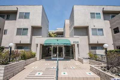Pasadena CA Condo/Townhouse Sold: $445,000