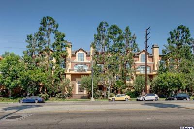 Westchester Condo/Townhouse Sold: 7037 La Tijera Boulevard #C201