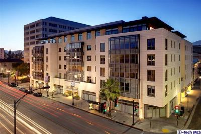 Pasadena Condo/Townhouse For Sale: 345 East Colorado Boulevard #301