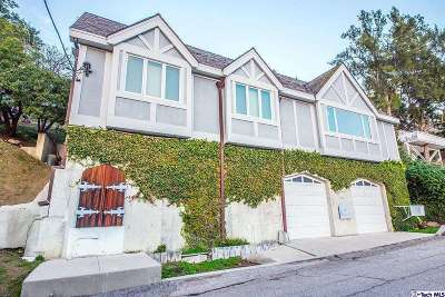 Studio City CA Single Family Home Sold: $930,000