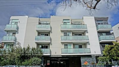 Hollywood Condo/Townhouse Sold: 7133 Hawthorn Avenue #301