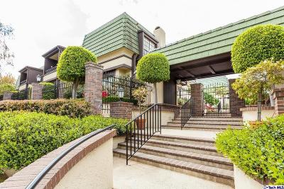 Pasadena Condo/Townhouse For Sale: 885 South Orange Grove Boulevard #5