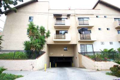 Hollywood Condo/Townhouse Sold: 5125 Harold Way #202