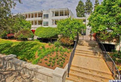 Pasadena Condo/Townhouse For Sale: 190 Arroyo Terrace #203