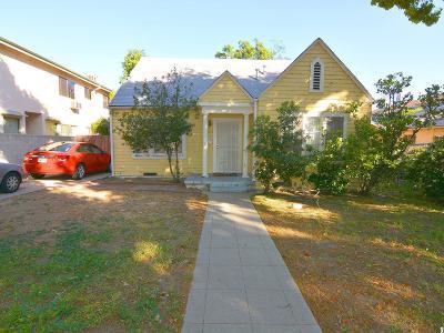 Glendale Single Family Home For Sale: 1040 Ruberta Avenue