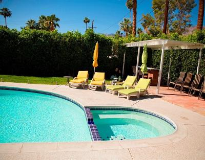 Palm Springs Single Family Home For Sale: 263 East Morongo Road