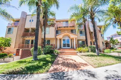 Glendale CA Condo/Townhouse Sold: $600,000