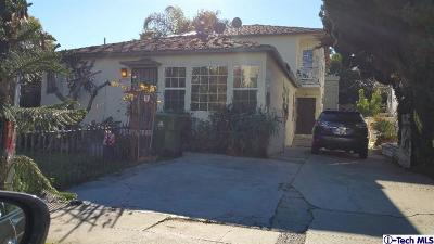 Residential Income For Sale: 2753 South Sepulveda Boulevard