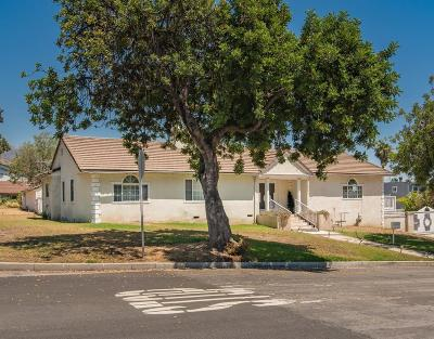 Burbank Single Family Home For Sale: 2550 North Parish Place