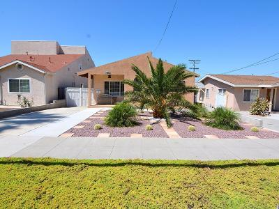 Glendale Single Family Home For Sale: 1738 Glenwood Road