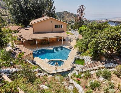 Glendale Single Family Home For Sale: 2434 Delisle Court