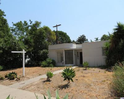 Toluca Lake Single Family Home For Sale: 4446 Ledge Avenue