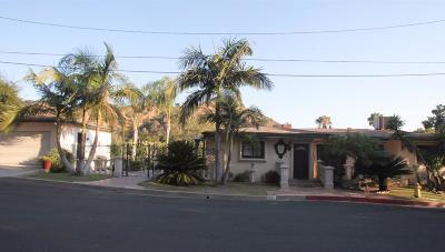 Glendale Single Family Home For Sale: 450 Mount Carmel Drive