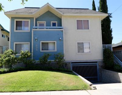 Glendale Condo/Townhouse For Sale: 624 Milford Street #4