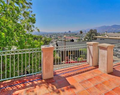 Glendale Single Family Home For Sale: 1342 East Palmer Avenue