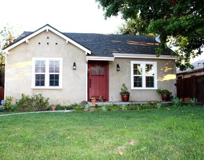 Pasadena Single Family Home For Sale: 2754 Mataro Street