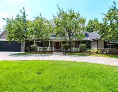 La Canada Flintridge Single Family Home For Sale: 4633 Vineta Avenue
