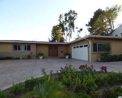 Glendale Single Family Home For Sale: 1733 Royal Boulevard