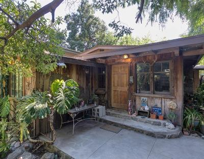 Sierra Madre Single Family Home For Sale: 765 Woodland Drive