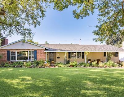 Pasadena Single Family Home For Sale: 2928 Magna Vista Street