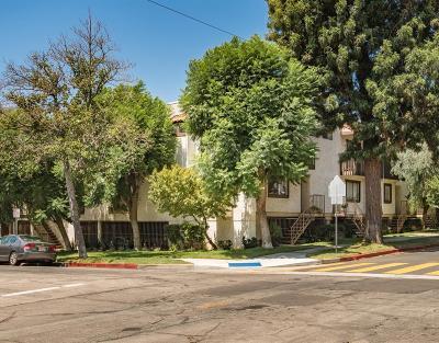 Burbank Condo/Townhouse For Sale: 535 East Cedar Avenue #K