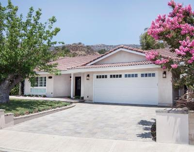 Burbank Single Family Home For Sale: 2840 Antigua Drive