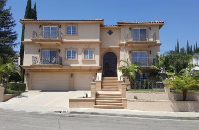 Glendale Single Family Home For Sale: 1903 Rams Horn Court