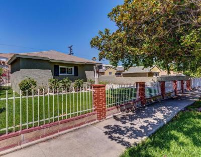 Tarzana Single Family Home For Sale: 6143 Canby Avenue