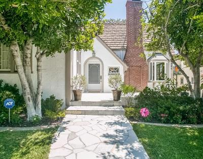 Glendale Single Family Home For Sale: 1544 Ridgeway Drive