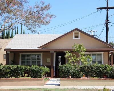 Glendale Single Family Home For Sale: 905 East Harvard Street