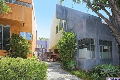 West Hollywood Condo/Townhouse For Sale: 900 North West Knoll Drive #3