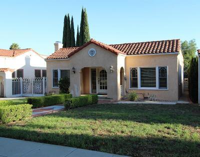 Glendale Rental For Rent: 522 Monte Vista Avenue