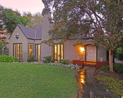 South Pasadena Single Family Home For Sale: 2015 Oak Street